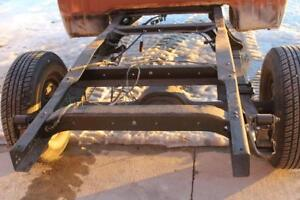 Ford F 100 Short Box Frame Rolling Chassis 1965
