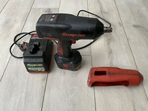 Snap On Ctu3850 Cordless Wrench 18v 1 2 Impact Gun Battery Charger Sleeve
