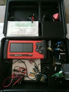 Snap On Solus Diagnostics Automotive Scanner Eesc310a With Euro Software