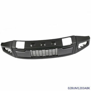 Iron Front Bumper Body Kits Conversion Raptor Style Fit 2015 2017 Ford F150 New