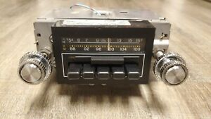1980 86 Ford Truck Bronco Am Fm Radio 1980 1981 1982 1983 1984 1985 1986