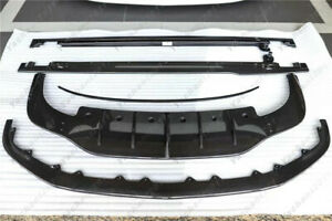 Dry Carbon Body Kit Lip For 19 20 Bentley Continental Gt Number 1 Edition Style