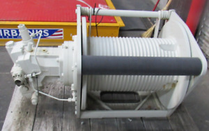 Hydraulic Planetary Winch Crane Hoist National Crane 80071397