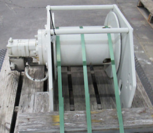Hydraulic Planetary Winch Crane Hoist National Crane 80033351