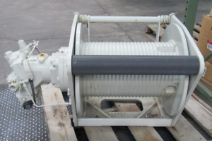 Hydraulic Planetary Winch Crane Hoist National Crane 80071396