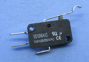 Philmore 30 18203 Spdt On on Simulated Roller Lever Micro Switch 10a 125 250v