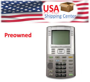 Preowned Nortel Avaya 1150e Ip Phone In Grey Ntys06bae6 Desk Phone Office Home