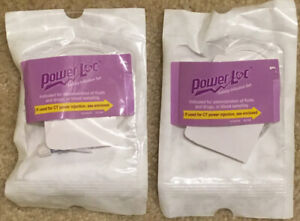 Bard Powerloc Safety Infusion Set 22g X 0 75in 0652234 2 Pc