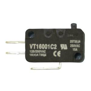 Philmore 30 2000 Spdt On on Pin Plunger Miniature Micro Switch 16a 125 250v Ac