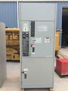 2005 Asco 7000 Series Automatic Transfer Switch