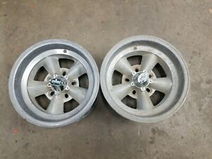 Super Et Mags Racing Rims Wheels Chevy Ford Pontiac American Torque Thrusts