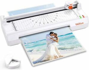 Laminator A4 Thermal Laminating Machine With 2 Roller Systems 5 In 1 Fast Ship
