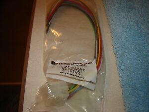 Federal Signal Ss2000 Or Pa300 Wiring Connector Nos