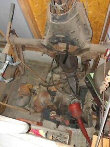 Vw Beetle Bug 1972 Auto Stick Shift Transmission And Torque Convertor Other Misc