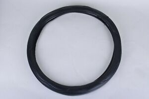 15 Car Steering Wheel Cover Protector Artificial Leather Anti slip Fit