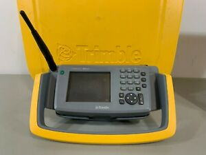 Trimble Cu Kit With Survey Controller Software 12 50 Fw Pre owned