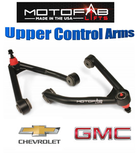 Motofab 2 5 3 Lift Upper Control Arms For 07 13 Silverado Sierra 1500 Tahoe