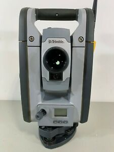 Trimble Rts555 5 5 Robotic Total Station Dr Std Pre owned