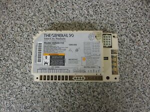 White Rodgers 50a50 112 The General 90 Furnace Control Circuit Board Module Used