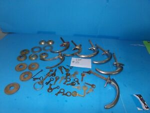 1930 1950 Chrysler Dodge Plymouth Desoto Door Handles Hardware Keys Lot