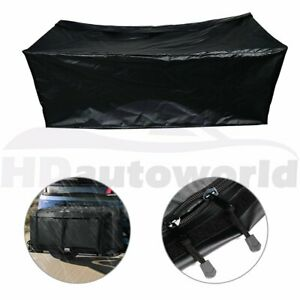 Cargo Carrier Bag For Jeep Trunk Roof Rack Hitch Mount Waterproof High Quality