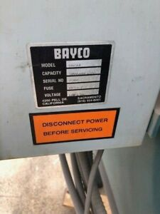 Bayco Burnout Oven Model Bb 12