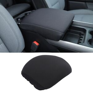 Car Center Console Armrest Soft Pad Protector Cover For 2018 2020 Dodge Ram 1500