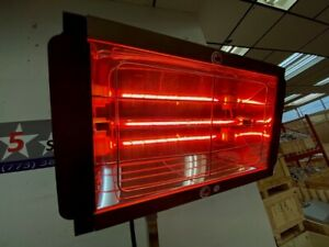 Infrared Paint Curing Baking Lamp Heat Lamp 800w Handy Paint Booth Heater Light