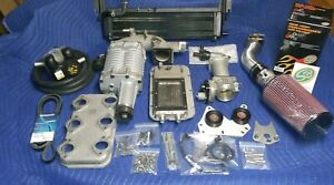 2005 2010 Ford Mustang 4 0 V6 Xcharger Xtreme Intercooled Supercharger Kit