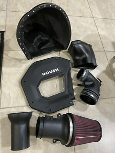 2018 2020 Mustang Gt 5 0l V8 Roush 422086 Engine Cold Air Intake Induction Kit