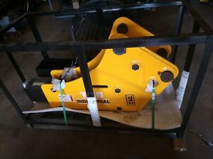 New 4 To 7 Ton Excavator Backhoe Hydraulic Hammer Breaker