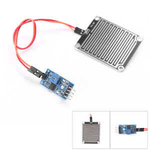 Humidity Detection Sensor Module Snow Rain Raindrops Weather For Arduino
