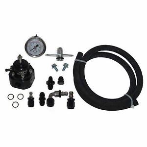 Map Afpr Fuel Pressure Kit Aem Regulator Push Lock Hose For 1g Dsm Eclipse Talon