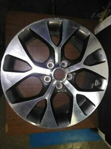 Wheel Road 18x7 1 2 Alloy Large And 5 Small Cutouts Fits 12 13 Soul 75277