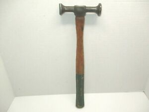 Vintage Proto 1424 Auto Body Hammer Tool Original Handle Made In The Usa