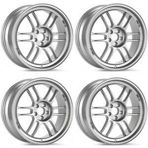 Enkei Rpf1 18x7 5 48 5x114 3 Rpf 1 Lightweight Track Racing Wheels 48mm Offset