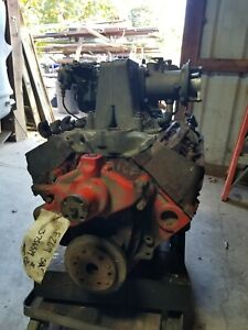 7017200 Corvette Belair Fuel Injection Std 283 Engine Motor Trap Door 250hp Rare