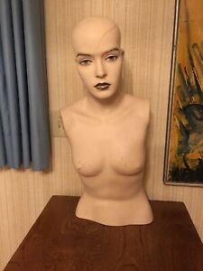 Used Mannequin Female Torso Only