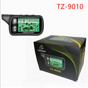Tomahawk Tz9010 Anti Theft Device Two Way Alarm Anti Theft System New In Box