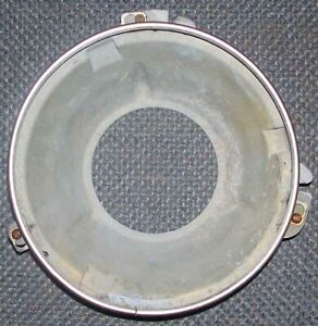 1954 54 Chevrolet Car Headlight Bucket With Trim Ring