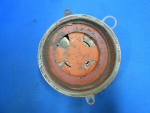 1937 Plymouth Gauge Cluster Temperature Amp Oil Instrument Dodge Truck
