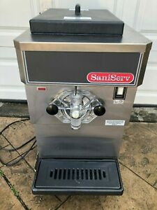 2018 Saniserv Milkshake Machine 608 Air Cooled Milk Shake Soft Serve A6081j