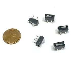 5 Pieces Micro Limit Switch Small Hd 08 Ls 1 105 4 Pin Dip E3