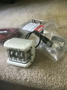 Rigid Industries Dually Side Shooter Light 1 Light Part Number 86131