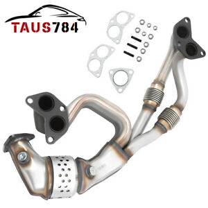 Catalytic Converter Front For Subaru Legacy Impreza Outback Forester 06 10 Epa