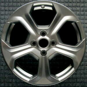 Ford Fiesta Charcoal 17 Inch Oem Wheel 2014 To 2019