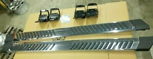 Oem 2015 2020 Ford F150 Truck Running Boards Chrome 6 Crew Cab New T Off