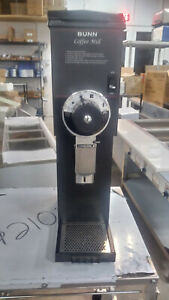 22100 0000 G3 Hd Bunn Used Coffee Grinder Includes Free Shipping