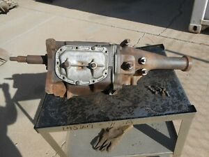 1964 1965 Ford T 10 H 1 Transmission Hek L 4 Speed Borg Warner Falcon Mercury