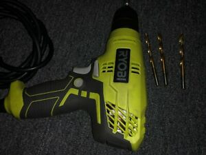 Used Ryobi Variable Speed Reversible Hammer Drill Good Condition